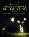 Horngren's Financial & Managerial Accounting  The Financial Chapters (Book & Access Card)