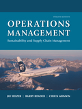 EBK OPERATIONS MGMT. - 12th Edition - by HEIZER - ISBN 9780134163567