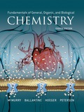 EBK FUND.OF GENERAL,ORG.+BIO.CHEMISTRY - 8th Edition - by McMurry - ISBN 9780134261393
