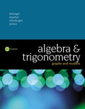 EBK ALGEBRA+TRIG.;GRAPHS+MODELS - 6th Edition - by BITTINGER - ISBN 9780134383248