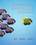 Fundamentals of Corporate Finance (4th Edition) (Berk  DeMarzo & Harford  The Corporate Finance Series)