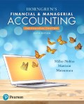 Horngren's Financial & Managerial Accounting  The Financial Chapters (6th Edition)