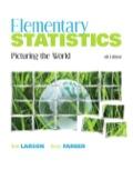 EBK ELEMENTARY STATISTICS