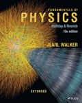 Fundamentals of Physics, Extended 10th Edition (WileyPLUS Access Code)