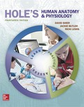 EBK HOLE'S HUMAN ANATOMY+PHYSIOLOGY