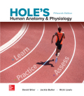 EBK HOLE'S HUMAN ANATOMY+PHYSIOLOGY - 15th Edition - by SHIER - ISBN 9781260165395