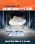 Fundamentals of Information Systems (MindTap Course List)